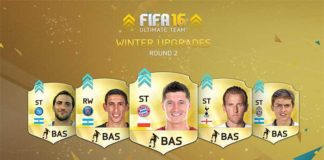 FIFA 16 Ultimate Team Winter Upgrades - Batch 2