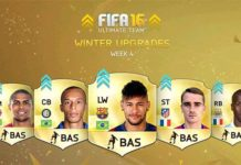 FIFA 16 Ultimate Team Winter Upgrades - Batch 4