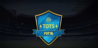 FUT 16 Community TOTS – Gold, Silver and Bronze Squads
