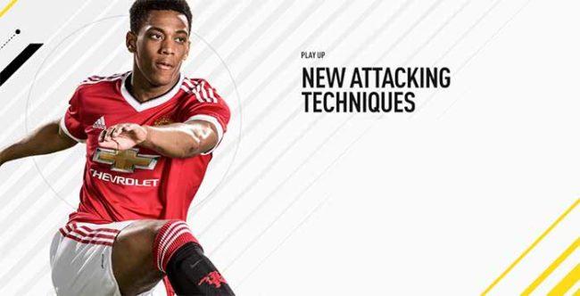 FIFA 17 New Attacking Techniques