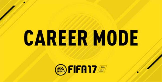 FIFA 17 Career Mode Explained - New Features, Images and Details