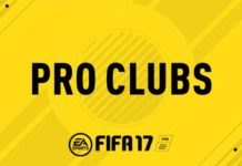 FIFA 17 Pro Clubs Explained - New Features, Images and Details