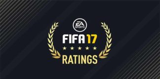 FIFA 17 Ratings - Top Players for FIFA 17 Ultimate Team