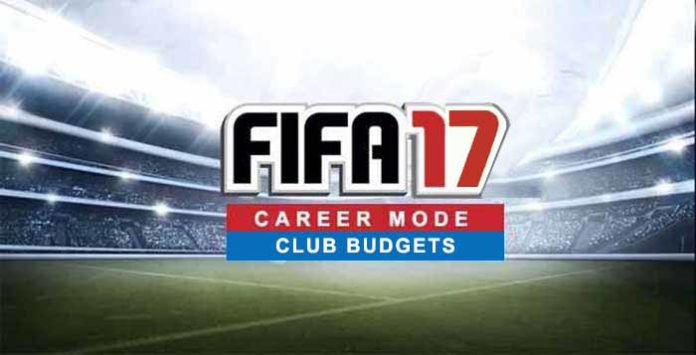 FIFA 17 Career Mode: Wage & Transfer Budgets of all Clubs