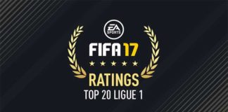 FIFA 17 Ligue 1 Best Players - Top 20 of French League for FUT
