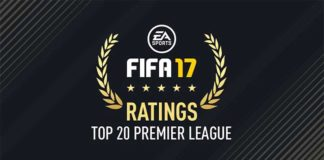 FIFA 17 Premier League Best Players - Top 20 of English League