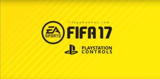 Complete FIFA 17 Controls for Playstation 4 and Playstation 3