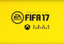 Complete FIFA 17 Controls for XBox One and XBox 360