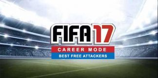 Best Free Strikers and Forwards for FIFA 17 Career Mode