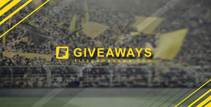 FIFA Game News Giveaways - Your Chance to Win Amazing Prizes