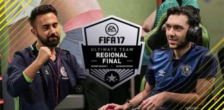 FIFA 17 Championship Series - Paris Regional Final Resume