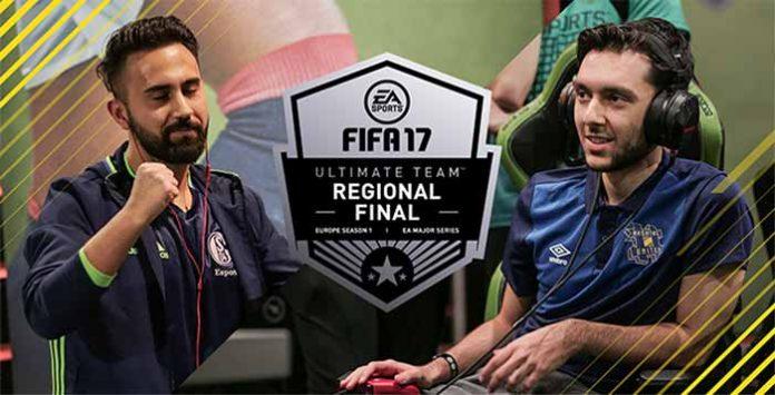 FIFA 17 Championship Series - Paris Regional Final Resume