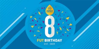 FUT Birthday Program for FIFA 17