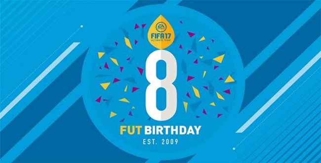 FUT Birthday Program for FIFA 17