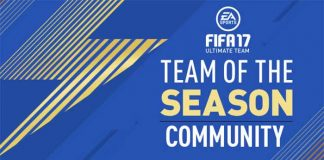 FUT 17 Community TOTS – Gold, Silver and Bronze Squads