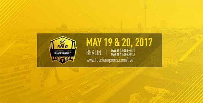 Berlin FIFA 17 Ultimate Team Championship Preview