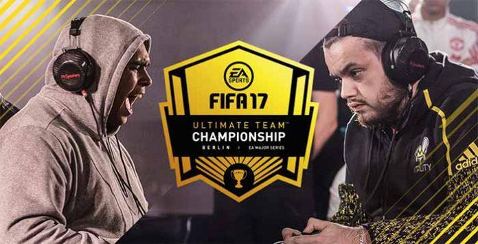 Berlin FIFA 17 Ultimate Team Champions Finals