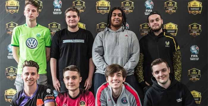 FIWC Regional Final Europe adds next participants to Grand Final roster