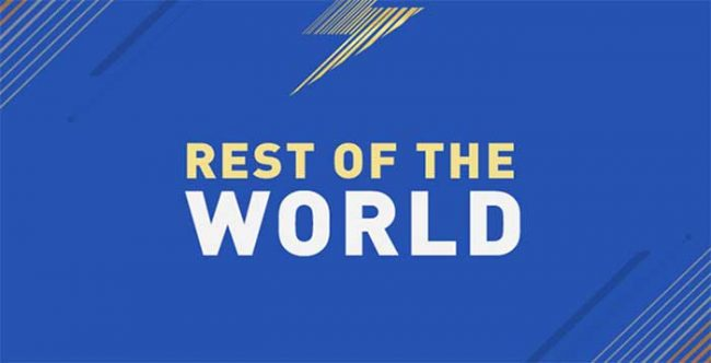 FUT 17 Rest of the World TOTS