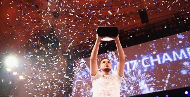 GORILLA won the FIFA Interactive World Cup 2017