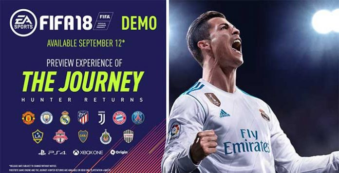 FIFA 18 Demo is Out!