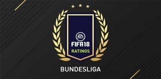 FIFA 18 Bundesliga Best Players - Top 30 of German League