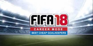 Best Cheap Goalkeepers for FIFA 18 Career Mode