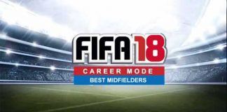 Best Midfielders for FIFA 18 Career Mode