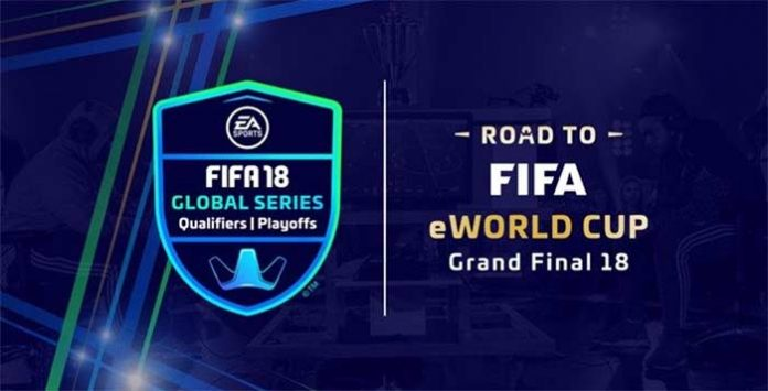 Introduction to the EA Sports FIFA 18 Global Series