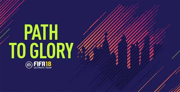 FIFA 18 Path to Glory