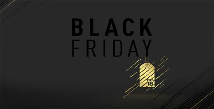 FUT 18 Black Friday and Cyber Monday Events