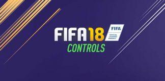 Complete FIFA 18 Controls