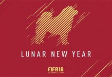 FIFA 18 Lunar New Year