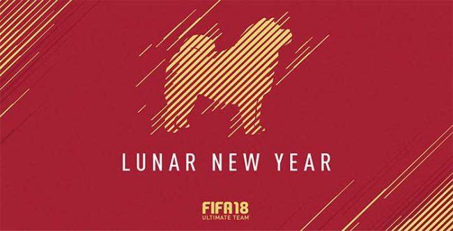 FIFA 18 Lunar New Year