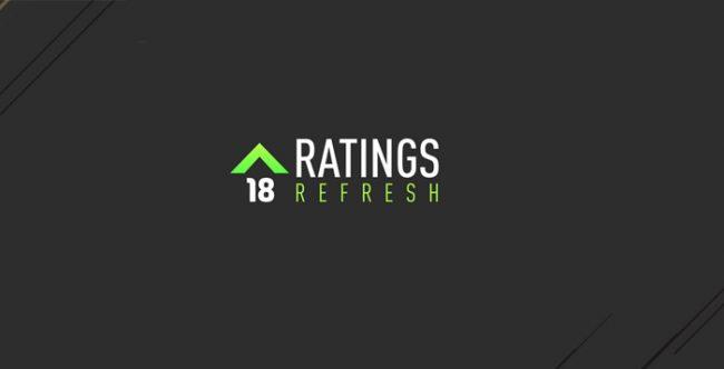 FIFA 18 Ratings Refresh