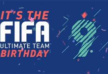 FUT Birthday Program for FIFA 18 Ultimate Team