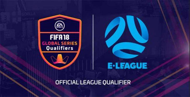 Australian E-League First Edition