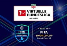 German Virtual Bundesliga (VBL) First Edition