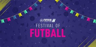 Festival of FUTBall for FIFA 18 Ultimate Team