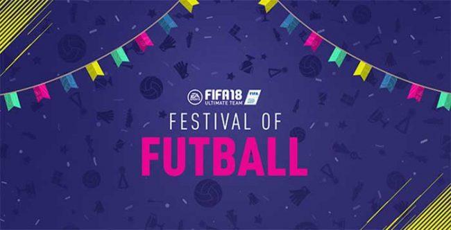 Festival of FUTBall for FIFA 18 Ultimate Team