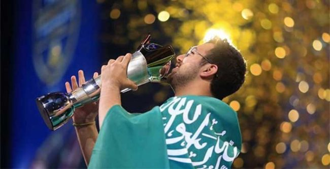 Msdossary wins the FIFA eWorld Cup