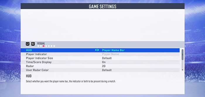 FIFA 19 Game Settings Guide