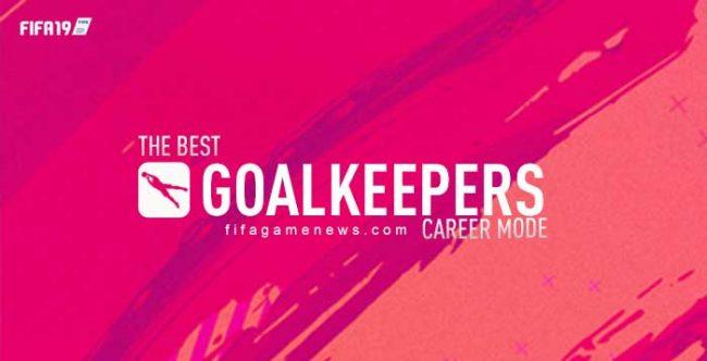 Best Goalkeepers for FIFA 19 Career Mode