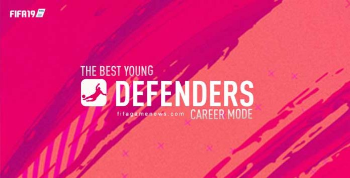 Best Young Defenders for FIFA 19 Career Mode