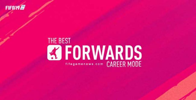 Best Strikers and Forwards for FIFA 19 Career Mode