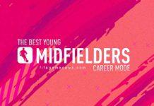 Best Young Midfielders for FIFA 19 Career Mode