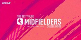 Best Young Midfielders for FIFA 19 Career Mode
