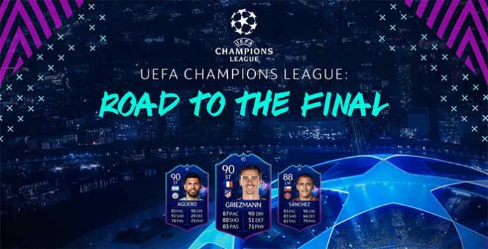 FIFA 19 Road to the Final Squad