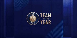 Team of the Year of FIFA 19 Ultimate Team