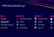 Qualified Teams confirmed for the FIFA eClub World Cup™ 2019